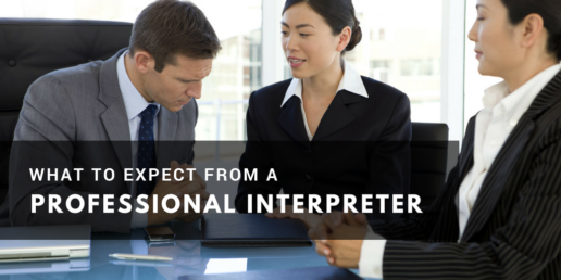 Professional Interpreter Interpreters Interpretation