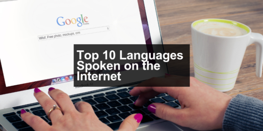 Top 10 Languages Spoken on the Internet