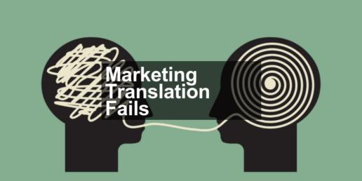 Marketing Translation Fails