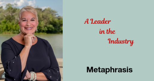 Metaphrasis CEO Elizabeth Colon