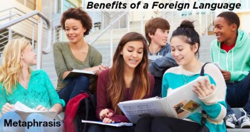 foreign language benefits